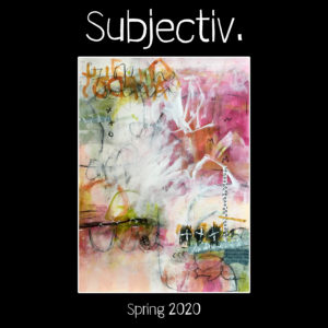 subjectiv spring 2020 cover